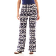 by&by® Print Wide-Leg Soft Pants