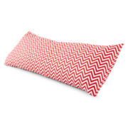 JCPenney Home™ Chevron Body Pillow Cover