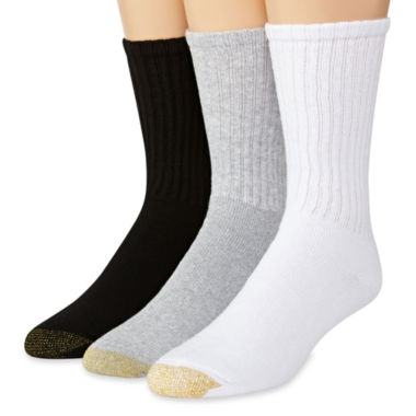 jcpenney.com | Gold Toe® 6-pk. Athletic Crew Socks