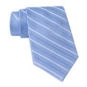 Claiborne® Refined Striped Tie