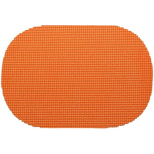 Kraftware Fishnet Set of 12 Oval Placemats