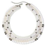Mixit™ Monochromatic, 4-Layer Necklace