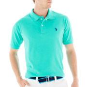 U.S. Polo Assn.® Interlock Polo