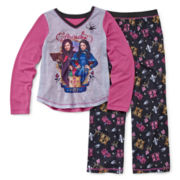 Disney Descendants 2-pc. Pajama Set - Girls 4-10