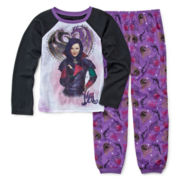 Disney Descendants 2-pc. Pajama Set - Girls 7-14