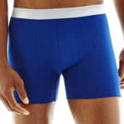 JF J. Ferrar® 2-pk. Cotton Stretch Boxer Briefs