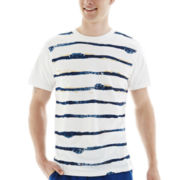 akademiks® Keene Striped Tee