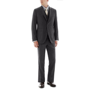 jcpenney.com | Savile Row® Charcoal Suit Separates - Slim
