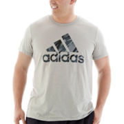 adidas® Shock Energy Tee-Big & Tall