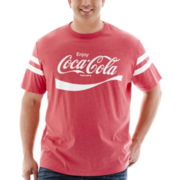 Coca-Cola® Graphic Tee-Big & Tall