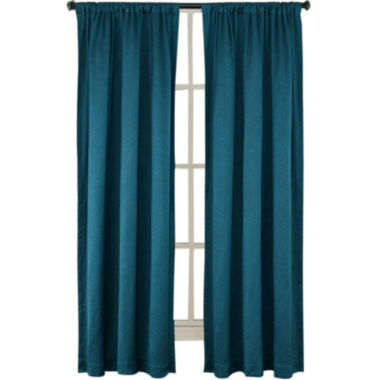 jcpenney.com | Richloom Shale Rod-Pocket Curtain Panel