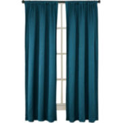 Richloom Shale Rod-Pocket Curtain Panel
