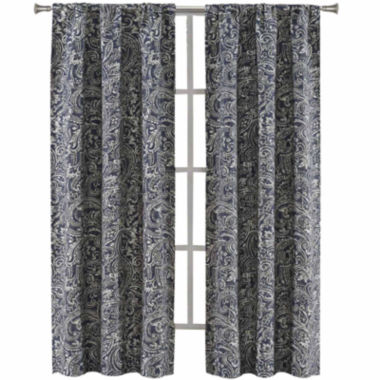 jcpenney.com | Richloom Laconia 2-Pack Rod-Pocket Curtain Panels