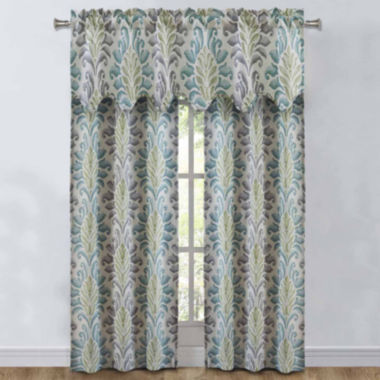jcpenney.com | Richloom Couture Rod-Pocket Window Treatments