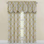 Richloom Addison Rod-Pocket Window Treatments
