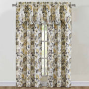 Richloom Bijoux Rod-Pocket Window Treatments