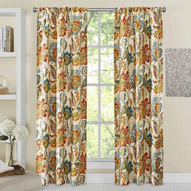 Ayer 2 Pack Rod Pocket Curtain Panels