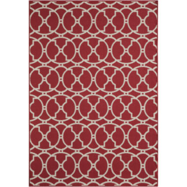 jcpenney.com | Momeni® Baja Circles Indoor/Outdoor Rectangular Rug