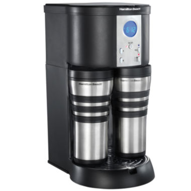 jcpenney.com | Hamilton Beach® Stay or Go® Custom Pair™ Coffee Maker