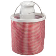 Hamilton Beach® Collapsible Bucket Ice Cream Maker