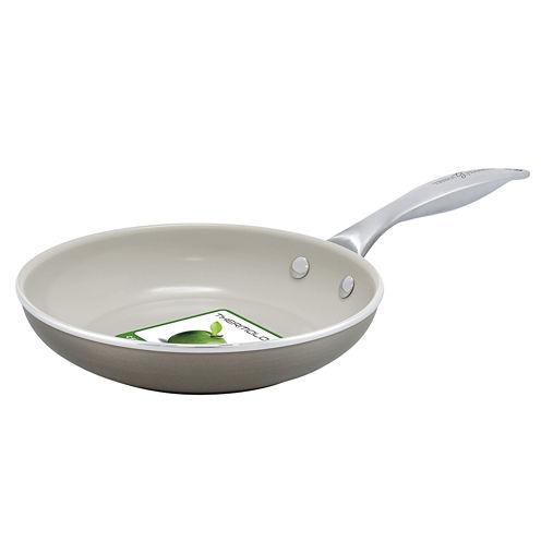 "Trisha Yearwood 8"" Nonstick Aluminum Frying Pan"