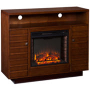 Hagger Electric Fireplace TV Stand