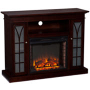 Paula Electric Fireplace TV Stand