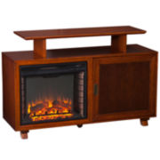 Decker Electric Fireplace TV Stand