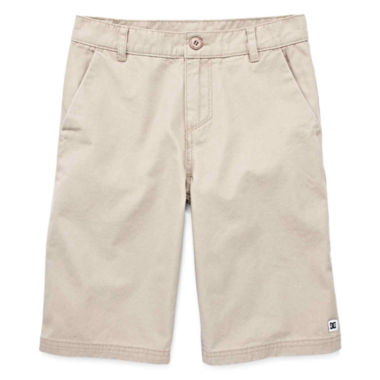 jcpenney.com | DC Shoes Co® Chino Shorts - Boys 8-20