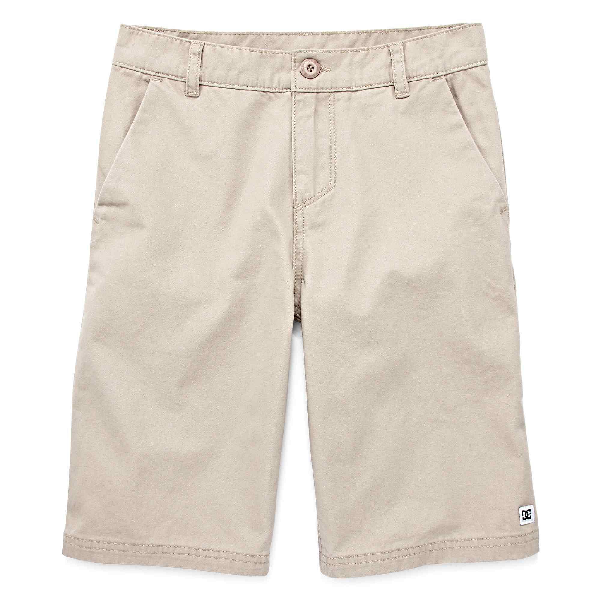 DC Shoes Co Chino Shorts - Boys 8-20