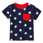 Okie Dokie® Ring Tee – Baby boys newborn - 24m