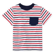 Okie Dokie® Ring Tee - Baby boys newborn - 24m