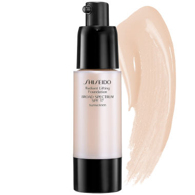 jcpenney.com | Shiseido Radiant Lifting Foundation Broad Spectrum SPF 17