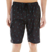 Burnside® Stamped E-Board Shorts