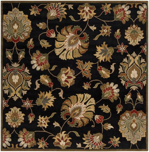 Decor 140 Claudius Hand Tufted Square Rugs