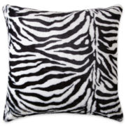 Scene Weaver™ Oversized Faux Fur Pillow