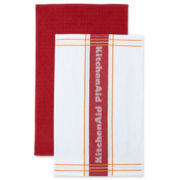 Kitchenaid® Logo Kitchen Towel