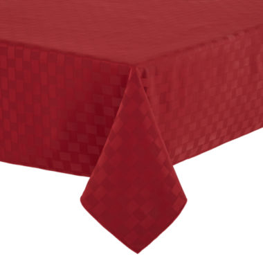 jcpenney.com | Reflections Microfiber Tablecloth