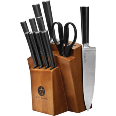 jcpenney.com | Ginsu® Chikara Signature Series 12-pc. Knife Set