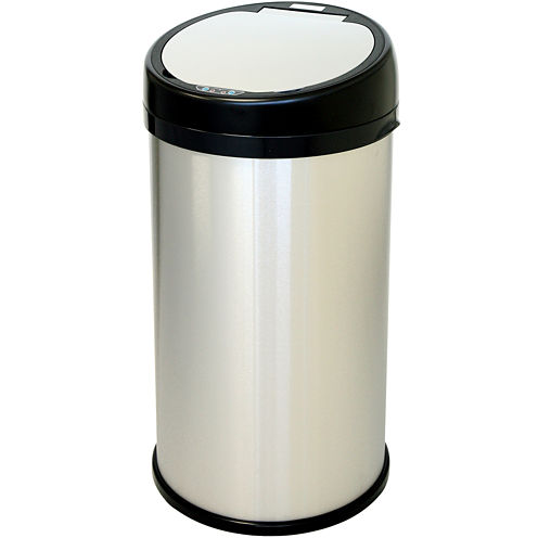 iTouchless® 13-Gal. Extra Wide Touchless Trash Can
