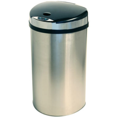 jcpenney.com | iTouchless® 13-Gal. Extra Wide Touchless Trash Can