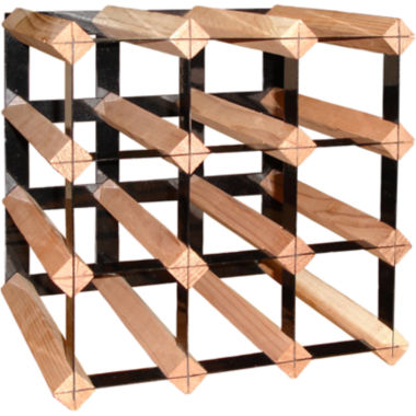 jcpenney.com | Cellar Trellis 12-Bottle Wine Rack