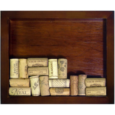 jcpenney.com | Epicureanist Wine Cork Trivet Kit