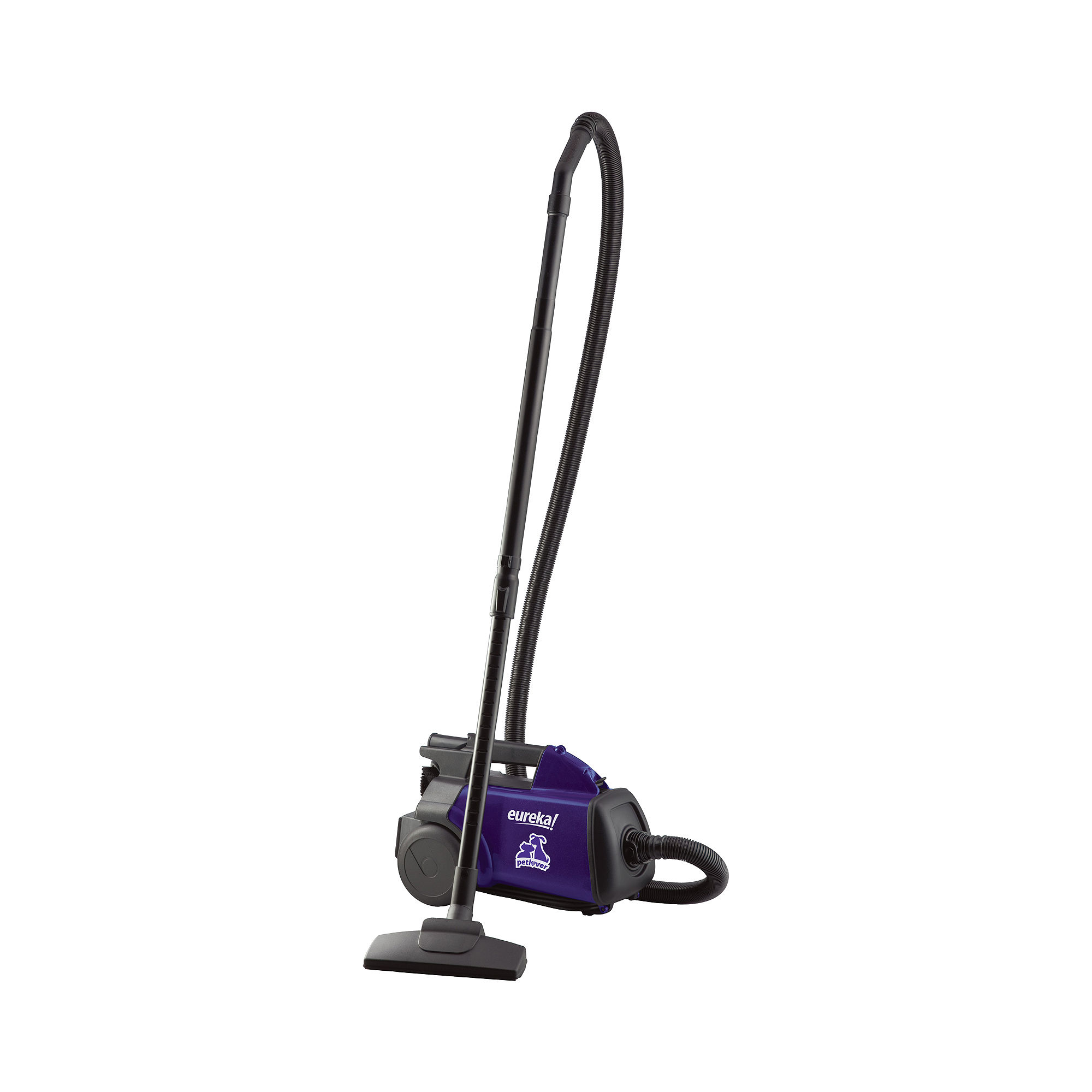 Eureka Mighty Mite Pet Lover Bagged Canister Vacuum Cleaner