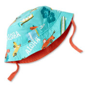 Carter's® Monkey Reversible Bucket Hat - Boys