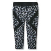 Xersion™ Performance Capris - Girls 6-16 and Plus