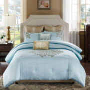 Madison Park Signature Bennett 8-pc. Comforter Set