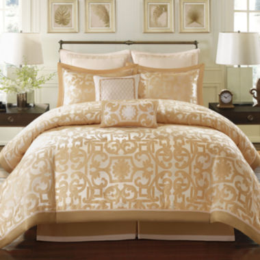 jcpenney.com | Madison Park Signature Carmichael 8-pc. Jacquard Comforter Set