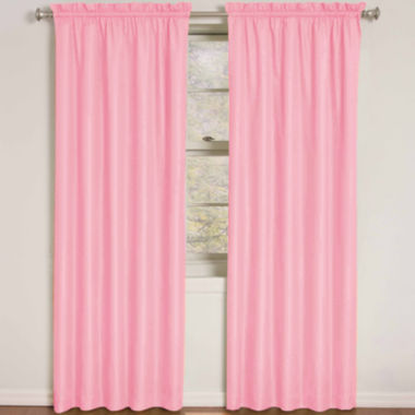 jcpenney.com | Eclipse® Kids Wave Rod-Pocket Thermal Blackout Curtain Panel