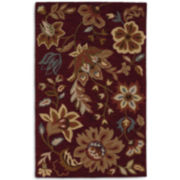 JCPenney Home™ Chunky Loop Wool Rectangular Rugs